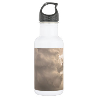 Gobbled Up By a Monster Storm 18oz Water Bottle