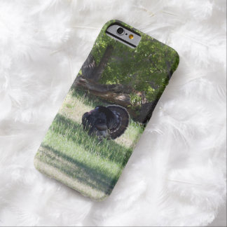 Gobbler Strutting His Stuff-Wild Turkey Barely There iPhone 6 Case