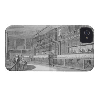 Gobelin workshops, from the 'Encyclopedia' by Deni iPhone 4 Case-Mate Case