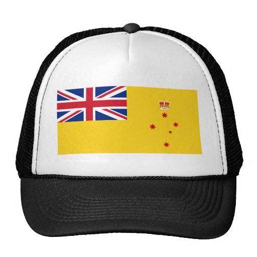 Gobernador bandera de Victoria, Australia Gorro