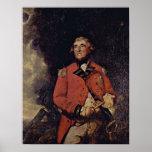Gobernador de Gibraltar de sir Joshua Reynolds Posters