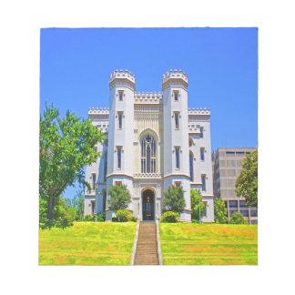 gobernador viejo Baton Rouge de la mansión del cap Bloc