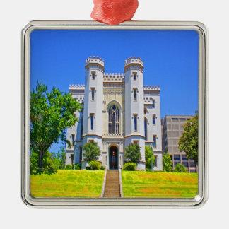 gobernador viejo Baton Rouge de la mansión del cap Ornamentos De Navidad