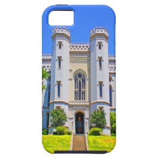 gobernador viejo Baton Rouge de la mansión del cap iPhone 5 Fundas