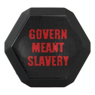 Gobierne la esclavitud significada altavoz con bluetooth