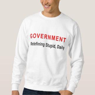 Gobierno estúpido suéter