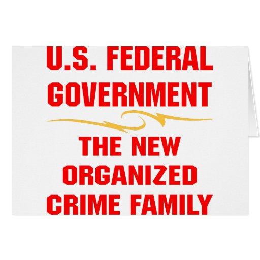Gobierno federal la nueva familia del crimen organ tarjeton