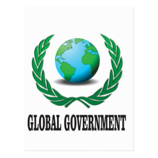 gobierno global postal