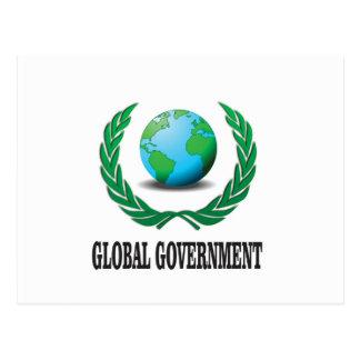 gobierno global postales