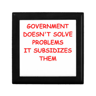 gobierno joyero cuadrado pequeño