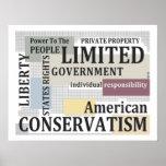 Gobierno limitado poster
