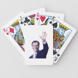 Gobierno Mitt Romney Baraja De Cartas