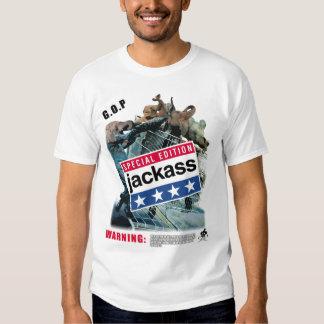 Gobierno parada camiseta republicana de abril de playera