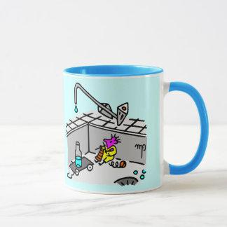 goblet bathroom tiwie mug