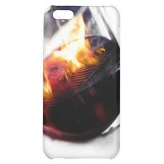 Goblet of Fire Cover For iPhone 5C