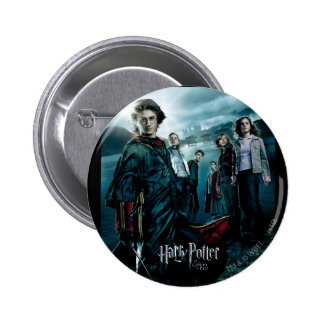 Goblet of Fire - French 4 Pinback Button
