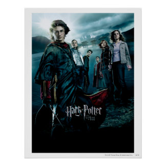 Goblet of Fire - French 4 Poster
