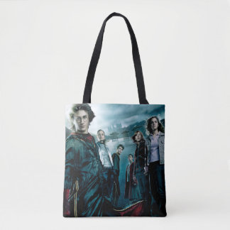 Goblet of Fire - French 4 Tote Bag