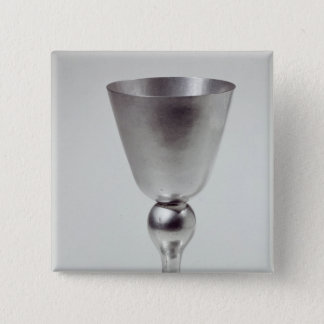 Goblet or wine cup, South American Button