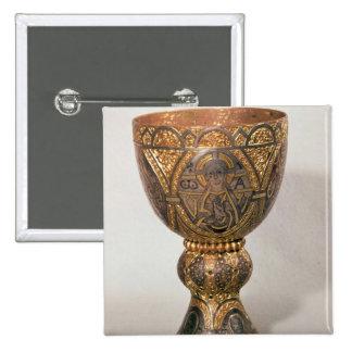 Goblet, pillaged from Turkey Pinback Button