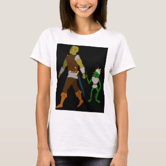 Goblin and Orc (black or white background) T-Shirt