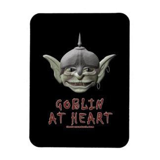 Goblin at Heart Magnet