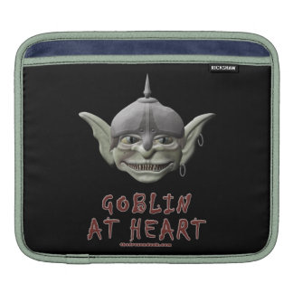 Goblin at Heart Sleeves For iPads
