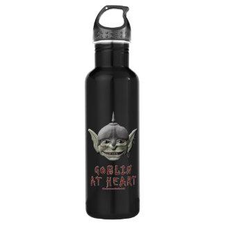 Goblin at Heart Water Bottle