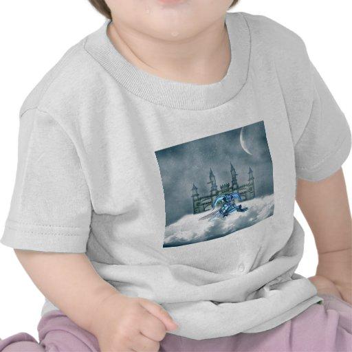 Goblin azul camisetas