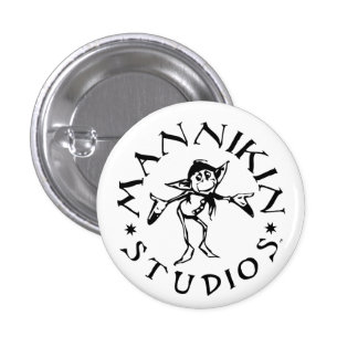 Goblin Badge 01 Pinback Button