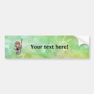 Goblin Bumper Sticker