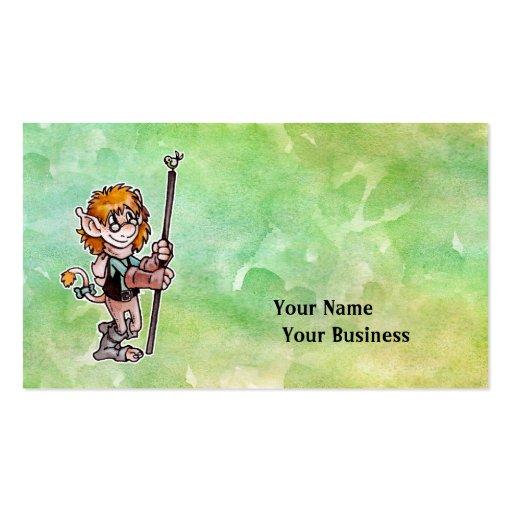 Goblin Business Card