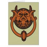 Goblin Door Knocker Card