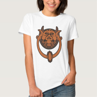 Goblin Door Knocker T-Shirt