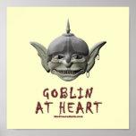 Goblin en el corazón impresiones