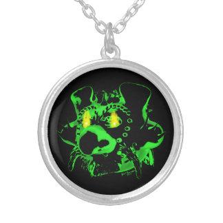 Goblin Fire Necklace