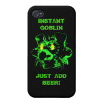Goblin Fire Savvy Case for iPhone 4
