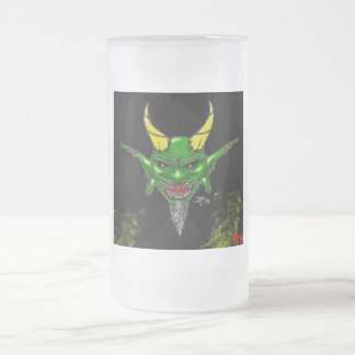 Goblin Glass Mug