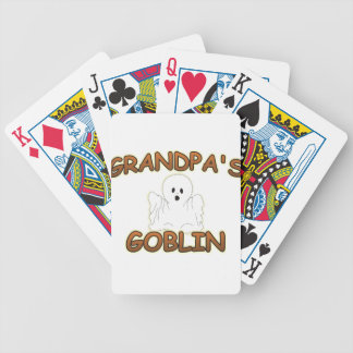 GOBLIN GRANDPA BOY.png Bicycle Playing Cards