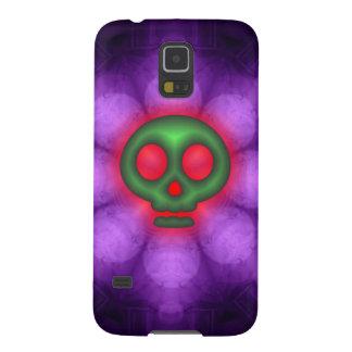 Goblin Green Skull iphone 5S case Galaxy S5 Cover