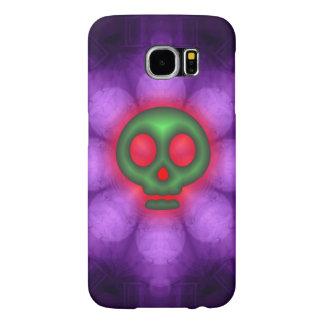 Goblin Green Skull Samsung Galaxy S6 Case