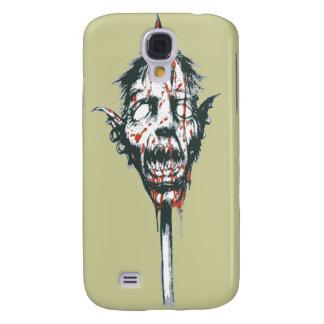 Goblin Head on a Pole Samsung Galaxy S4 Cases