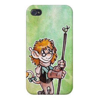 Goblin i cover for iPhone 4