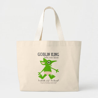Goblin King Baby Care Service Canvas Bags