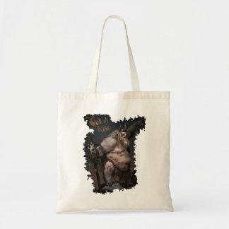 Goblin King Concept Canvas Bag