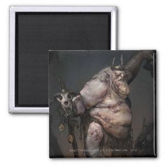 Goblin King Concept Fridge Magnet