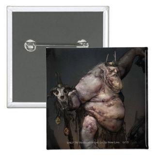 Goblin King Concept Pinback Button