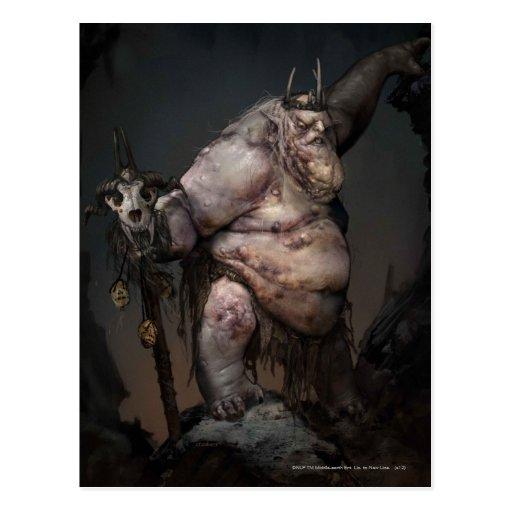 Goblin King Concept Postcards