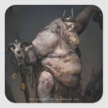 Goblin King Concept Sticker