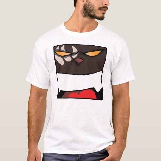 Goblin King Face T-Shirt